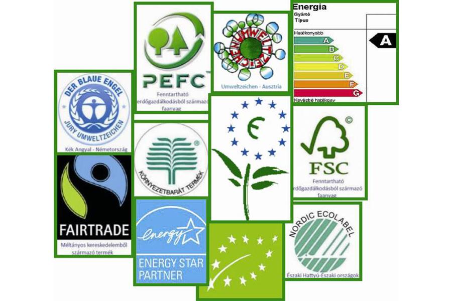 környezetbarát információk