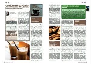 Kávé tea fenntarthatóság Tmix okt
