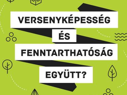 Versenyképesség és Fenntarthatóság Együtt? – Eco-design konferencia